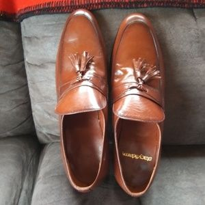 Stacy Adam brown leather oxford size 9D